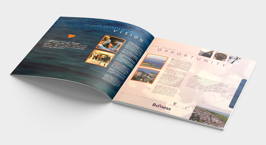 Bo'ness brochure 1